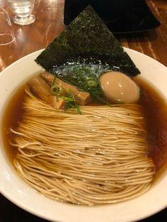 Japanese Ramen, Japanese Food, La Mian, Cute Food, Yummy Food, Asian Recipes, Ethnic Recipes, Looks Yummy, Aesthetic Food