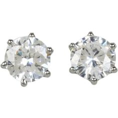 Juicy Couture CZ Stud Earrings ($42) ❤ liked on Polyvore featuring jewelry, earrings, accessories, brincos, silver, zirconia earrings, juicy couture earrings, zirconia crowns, cubic zirconia earrings and cz stud earrings