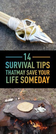 14 Survival Tips That May Save Your Life Someday Vol. II 14 Survival Tips That May Save Your Life Someday Vol. II,survival In the case of an emergency doing the right thing or having. Survival Life, Survival Food, Homestead Survival, Wilderness Survival, Camping Survival, Outdoor Survival, Survival Prepping, Survival Skills, Survival Supplies