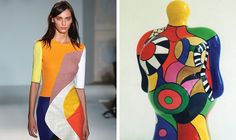 art inspired clothing - Google Search