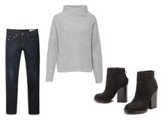 """Fall outfits"" by kingcandacy ❤ liked on Polyvore"