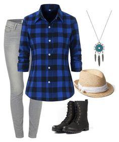 Benibos Women's Check Flannel Plaid Shirt (US size L / Tag Asia XXXL, Blue): US:XXS=Label size brUS:XS=Label size brUS:S=Label size brUS:M=Lable size brNote: 1 cm = inch. Please allow cm difference because of manual measurement. Plaid Shirt Outfits, Plaid Shirt Women, Tartan Shirt, Plaid Shirts, Blue Checkered Shirt, Blue Flannel Shirt, Plaid Flannel, Blue Plaid, Tartan Plaid