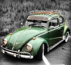 VW I had car top carrier just like this