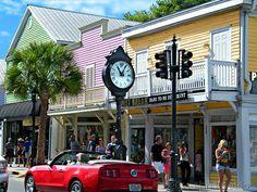 Duval Street - Key West, Florida
