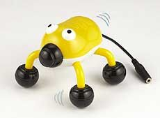 Adapted Big Vibrating Bug Provides vibration for calming and sensory input  pinned by TFM