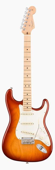 Fender American Pro Stratocaster SSS Maple