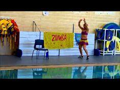 Aqua Zumba® With Yoyi La Cubana - Love Shack (Pop Rock)