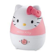 Hello Kitty Humidifier by Crane USA, $49.99