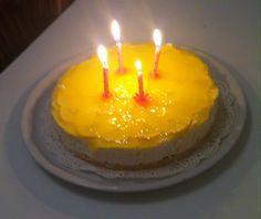 Cheesecake al limone.