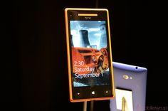 Very nice Windows Phone 8 by HTC
