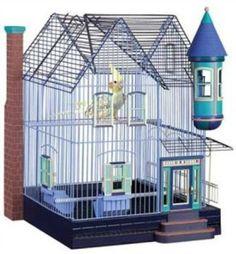 Stylish Parakeet cages