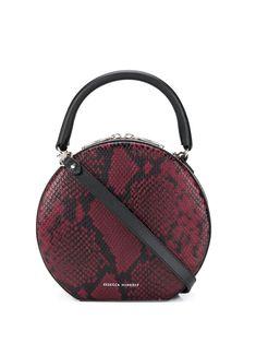 REBECCA MINKOFF NEOMI SNAKESKIN PRINT CROSSBODY BAG. #rebeccaminkoff #bags #shoulder bags #hand bags #leather #crossbody Designer Crossbody Bags, World Of Fashion, Snake Skin, Luxury Branding, Rebecca Minkoff, Saint Laurent, Satchel, Women Wear, Black Leather