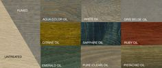 Smoked and Fumed Finishes, also try gris beige and silver grey Types Of Wood Flooring, Grey Flooring, Hardwood Floors, Flooring Ideas, Wood Floor Finishes, Wood Stain Colors, Paint Colors, Rubio Monocoat, Cherry Kitchen