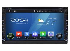 Carfond 6.95 Inch Android 4.4.4 Universal In Dash Double Din 800*480 HD Touch Screen Car DVD Player AM/FM Radio GPS Navigation Navi Stereo Support 3G/Built-in Wifi Bluetooth USB/SD DVR OBD2 AUX 1080P External Microphone&BACKUP Camera as Gift Carfond http://www.amazon.com/dp/B00QP0F4DW/ref=cm_sw_r_pi_dp_m9EFvb0N7MVE8