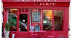 Balthaz'art - Restaurants - De 30 à 40 € - Cuisine Traditionnelle - Recommandé par le Petit Paumé 2014 www.petitpaume.com #lyon #PetitPaumé #RPPP #2014