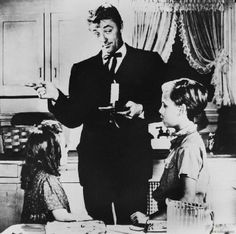 """August 6, 1917: Actor Robert Mitchum, best known for movies such as """"The Night of the Hunter"""" (pictured), """"Cape Fear,"""" """"Thunder Road"""" and """"The Sundowners,"""" is born in Bridgeport, Connecticut. Mitchum also became known in his later years for providing the voice of the famous American Beef Council commercials that touted """"Beef . . . it's what's for dinner."""" He died of lung cancer at age 79 on July 1, 1997."""