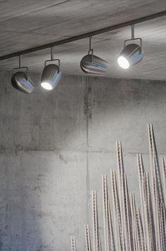 Serien Lighting Pan Am Ceiling Track