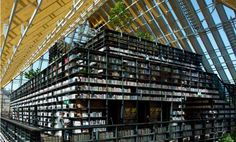 Spijkenisse library