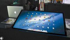Sharp Unveils 32-Inch 4K Touchscreen Monitor Running OS X