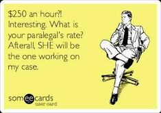 Paralegal - http://www.paralegalcareeroptions.com/paralegaljobhuntingtips.php