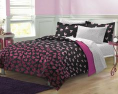 Wild Hearts Hot Pink Microfiber Comforter Sheet Set My Room,http://www.amazon.com/dp/B00GF4UBXG/ref=cm_sw_r_pi_dp_XvG0sb1FEQW761MD