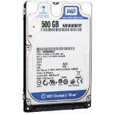 Western Digital Scorpio Blue 500 GB Bulk/OEM Hard Drive 2.5 Inch, 8 MB Cache, 5400 RPM SATA II WD5000BEVT (Personal Computers)By Western Digital