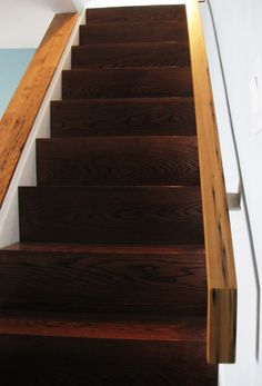 Perry And Co   Pittsburgh Custom Modern Furniture   Custom Stair Remodel
