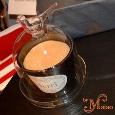 Cloche bougies oiseau - by Matao