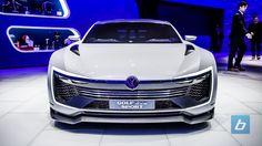 VW Golf GTE Sport