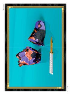 Florian Pohrer    Overnight Design Jam. Die Arbeiten entstanden über Nacht im Rahmen des ersten Design Jams im Krieger des Lichts Headquarter. Das Ergebnis ist ein Designmagazin über Sneaker-Kultur ►  Jahr: 2013, Tags: Print, Sneakerness, Design Jam, Sneaker, Messe.