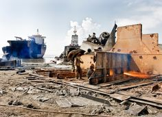 10-year-old boxship sent for scrap