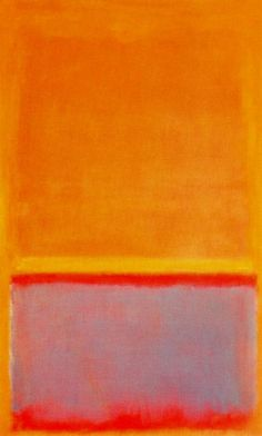 Mark Rothko Paintings, Rothko Art, Tachisme, Abstract Painters, Abstract Art, Art Moderne, Mixed Media Canvas, Love Art, Abstract Expressionism