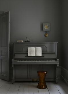 gray upon gray