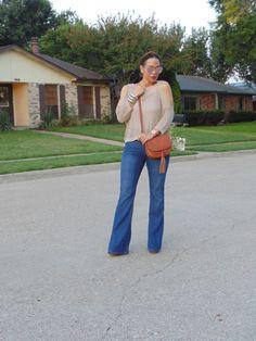 Khaki Cold Shoulder Knit Sweater