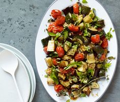 Balsamic Roasted Vegetables - Weight Watchers