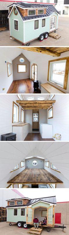 TINY HOUSE DESIGN INSPIRATION NO 69