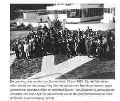 Sanatorium Zonnestraal was een sanatorium in de Nederlandse gemeente Hilversum. Het complex was oorspronkelijk bestemd voor diamantslijpers die tuberculose hadden opgelopen. Het werd ontworpen door de architect Jan Duiker, in samenwerking met Bernard Bijvoet en Jan Gerko Wiebenga. Het hoofdgebouw werd geopend op 12 juni 1928. Het Ter Meulen paviljoen werd tegelijkertijd geopend met het hoofdgebouw, het Dresselhuys paviljoen volgde in 1931.