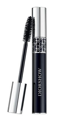 Dior show mascara - catwalk black, does everything you want without turning you into Tammy Faye