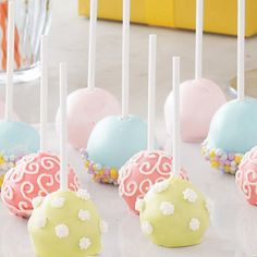 cake balls for a wedding!easy