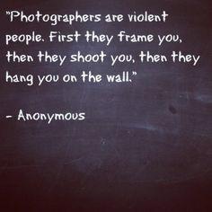 Cathy...photographers