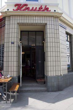 Cafés in Hamburg - Fräulein Anker: Hamburg-Ottensen: Knuth