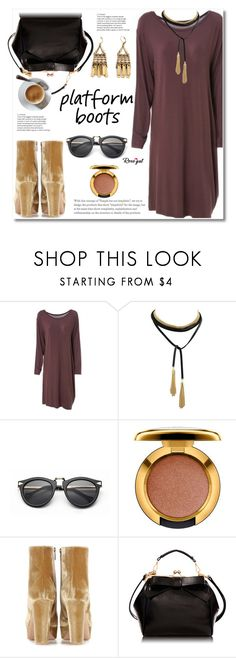 """""""Kickin' It: Platform Boots"""" by fshionme ❤ liked on Polyvore featuring Gianvito Rossi and PlatformBoots"""
