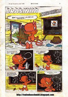 BRASINHA Nº 12 - 1964 EDITORA O CRUZEIRO