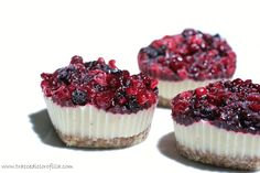 Dairy Free Recipes, Healthy Recipes, Healthy Cake, Healthy Food, Mini Cheesecakes, Cheesecake Vegan, Free Food, Cookies, San Valentino