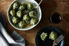 Gnocchi Verde (Spinach and Ricotta Dumplings), a recipe on Food52