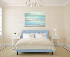Art Abstract Acrylic Original Painting on von OraBirenbaumArt, $365.00