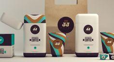 JJ Royal branding and packaging | Designer: Isabela Rodrigues
