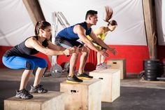A Beginner's Guide to CrossFit For Runners (& The 16 WODs You Must Try) – RUNNER'S BLUEPRINT
