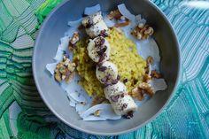 LeatherPetal: Vegan Spiced Morning Rice Porridge