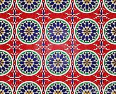 Egyptian Ramadan Seamless Pattern Royalty Free Stock Images - Image ...